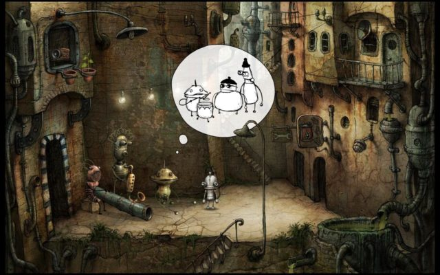 Machinarium Asyiknya Bermain Game Puzzel Adventure 4