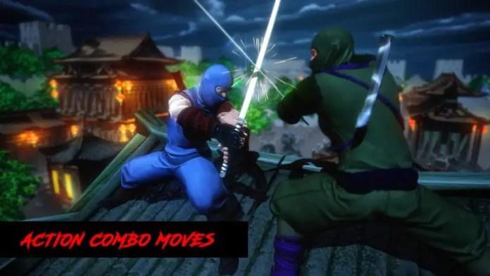 Ninja War Lord Berpetualang Dalam Peperangan 4