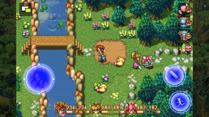 Secret Of Mana, Berpetualang Demi Sumber Energi