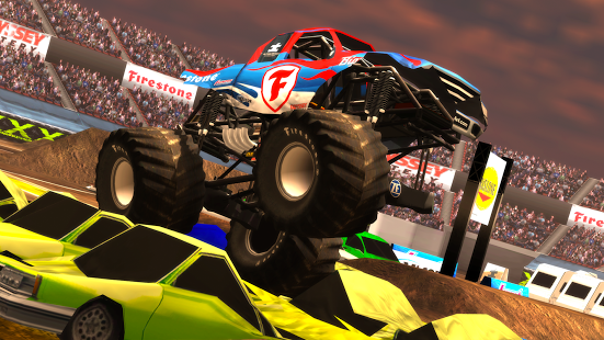 Game Mobil Monster Android Monster Truck Destruction