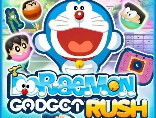 game Doraemon Gadget Rush