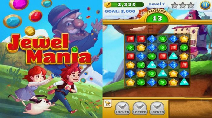 Download Permainan Jewel
