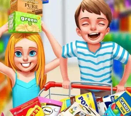 Crazy Supermarket Adventure
