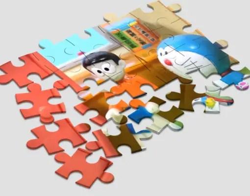 Jigsaw Puzzle for Doraemon