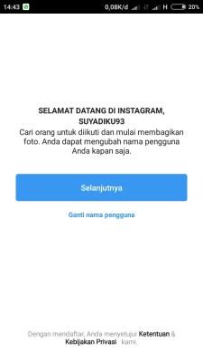 Cara login dua atau lebih akun instagram (8)