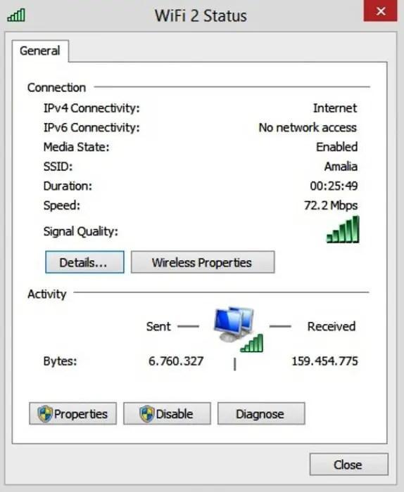 Cara Melihat IP Address Komputer dan Laptop (4)