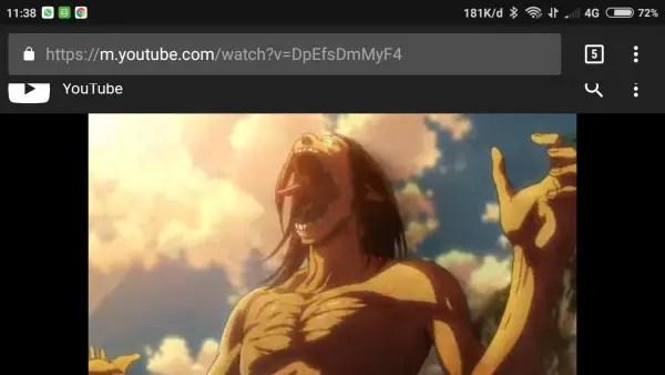 cara menyimpan video dari youtube ke galeri hp