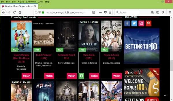 Situs Download Film Indonesia2