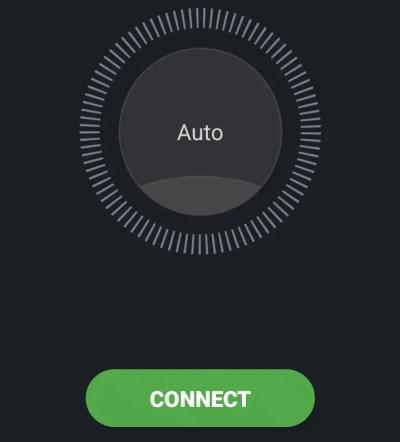 Menggunakan Secure VPN