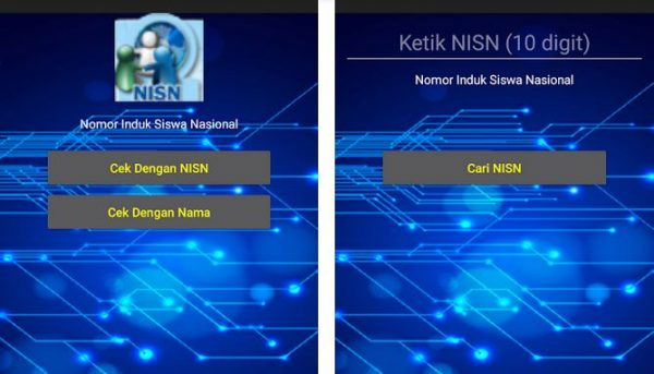 Cek NISN Online