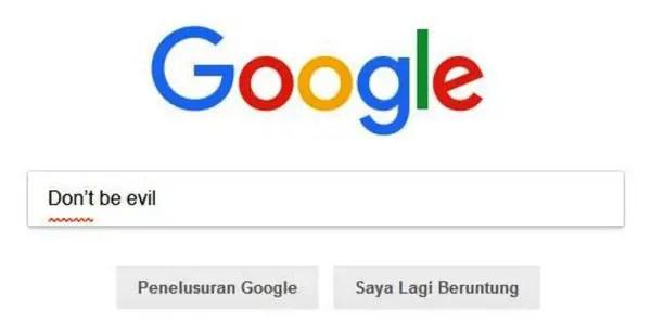 sejarah dan profil google