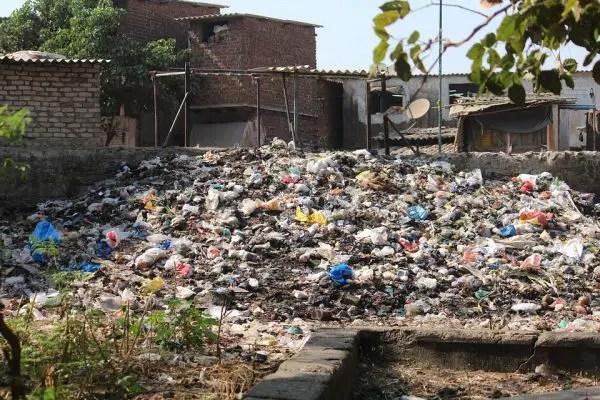pencemaran lingkungan tanah