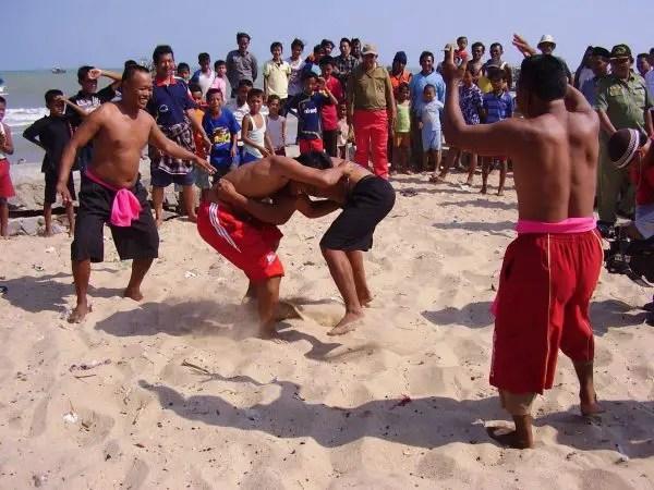 Olahraga Tradisional Indonesia
