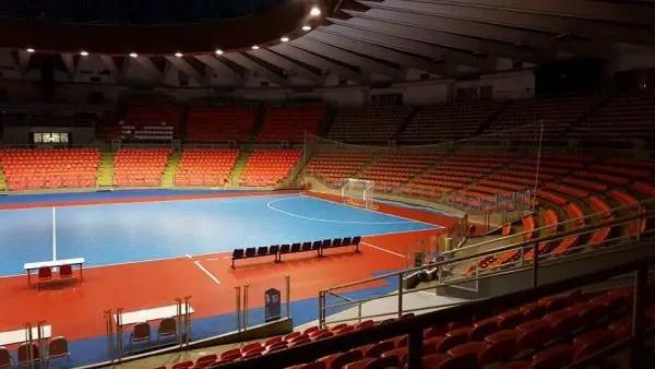 Contoh Gambar Lapangan Futsal
