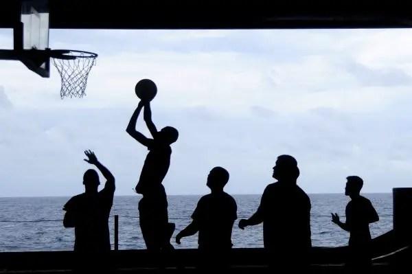 Permainan Basket