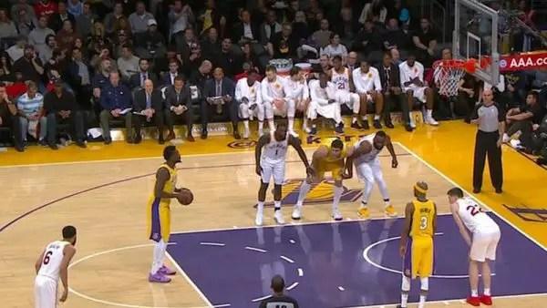 Teknik Cara Melakukan Shooting Bola Basket