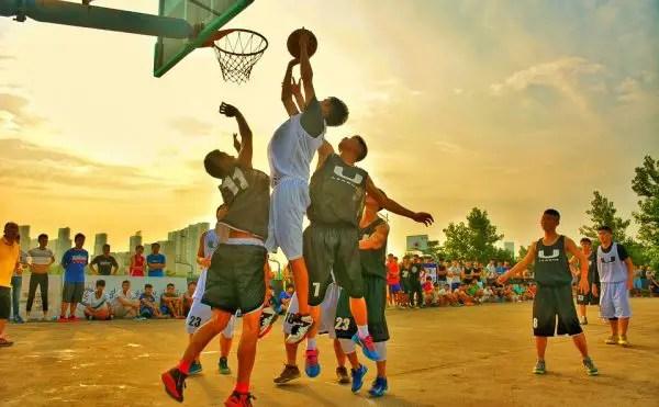 Istilah Pada Bola Basket