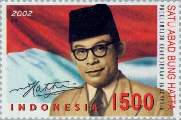 Contoh Biografi Moh Hatta