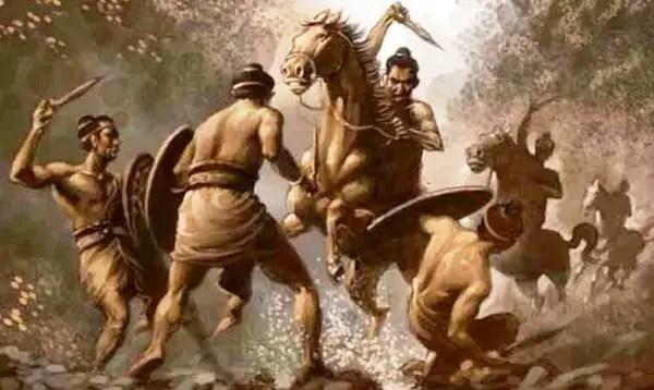 Perang Paregreg