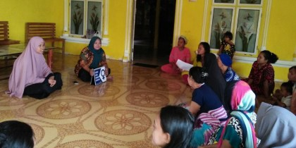 Aisyiyah Pangkep Kampanyekan Cegah Kanker Serviks di Pulau Podang-Podang