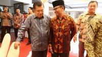 Calon Gubernur Sulsel silaturrahim bersama Wapres RI Jusuf Kalla