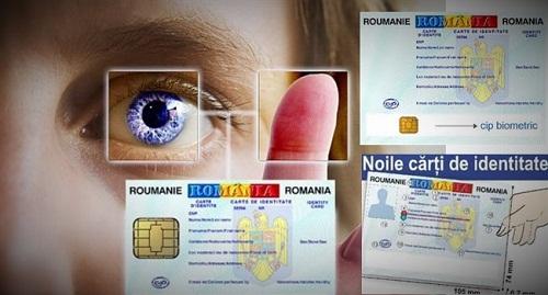 Card de Identitate Europeana