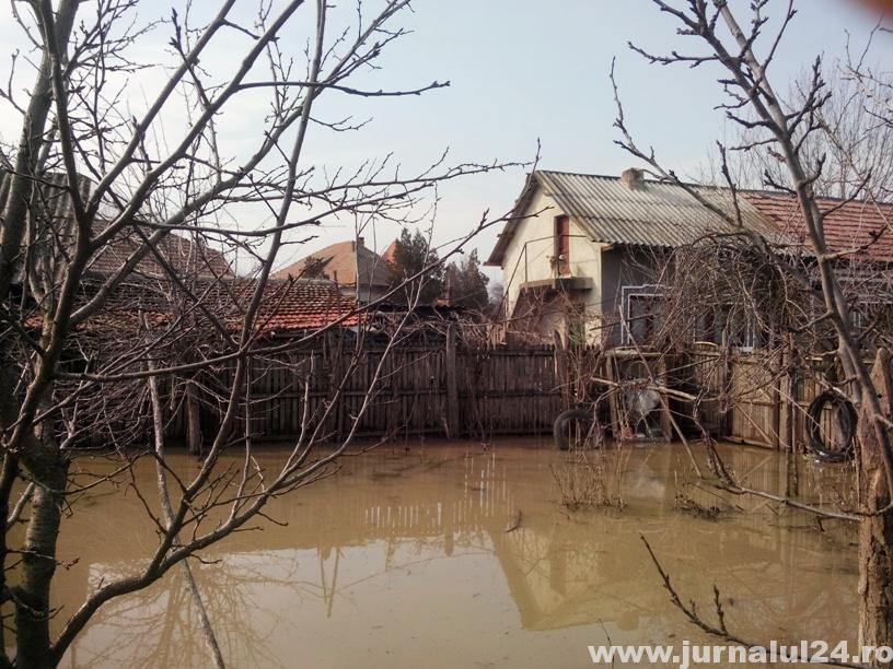 inundatii gospodarii olt