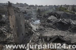 Irael promite să continue campania în Fâșia Gaza
