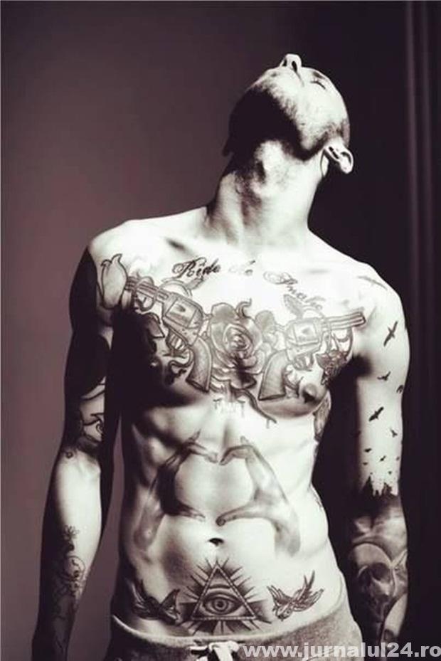 tatuaj barbat bine