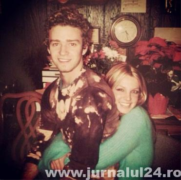 britney-spears si justin-timberlake