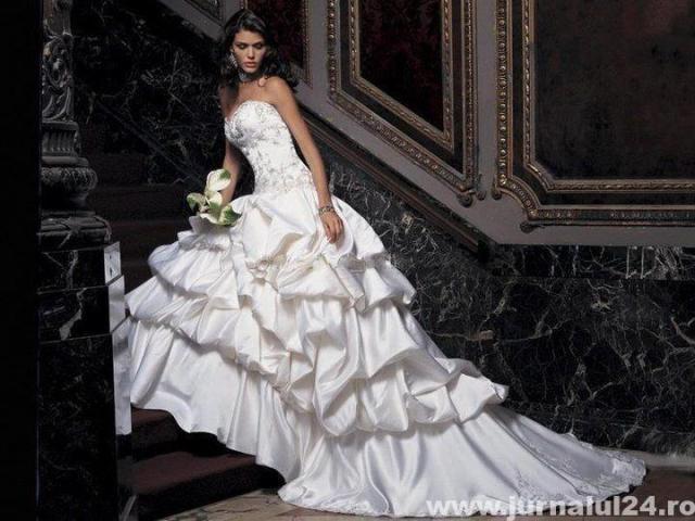 cea mai frumoasa rochie de mireasa