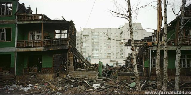 orasul Erzengelstadt rusia
