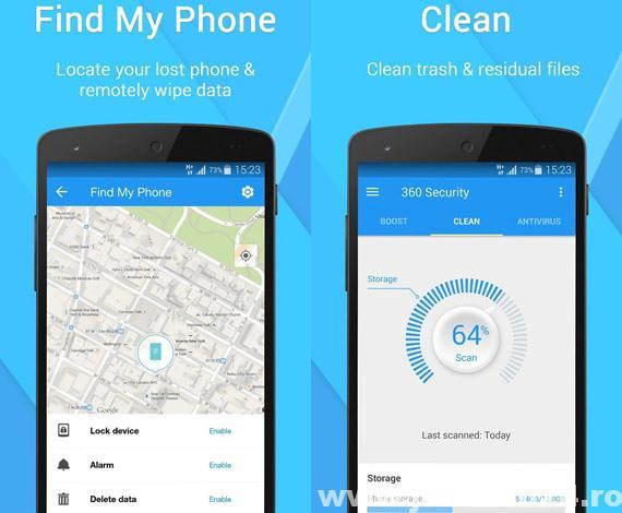 360-Security-Antivirus-Boost app