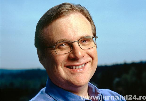 Paul Allen, Co-Founder of Microsoft and Billionaire