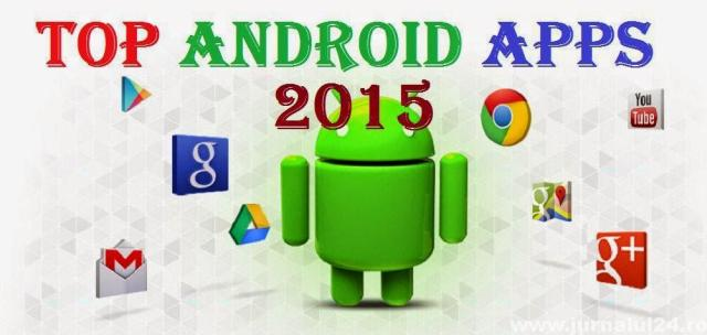 top aplicatii android 2015