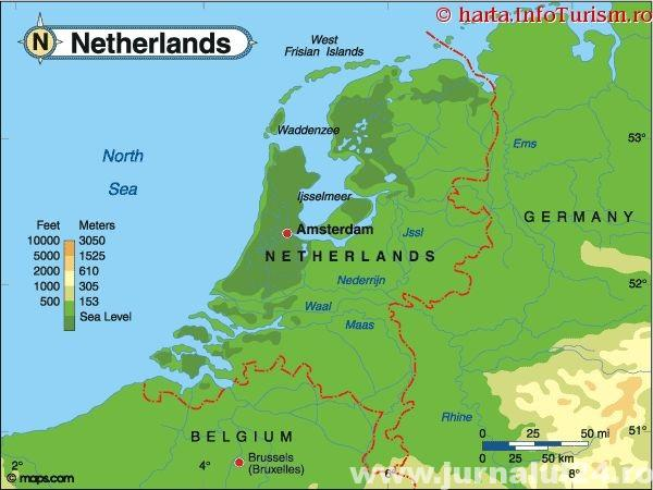 harta Olanda