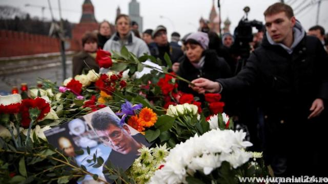 omagiu Boris Nemtsov
