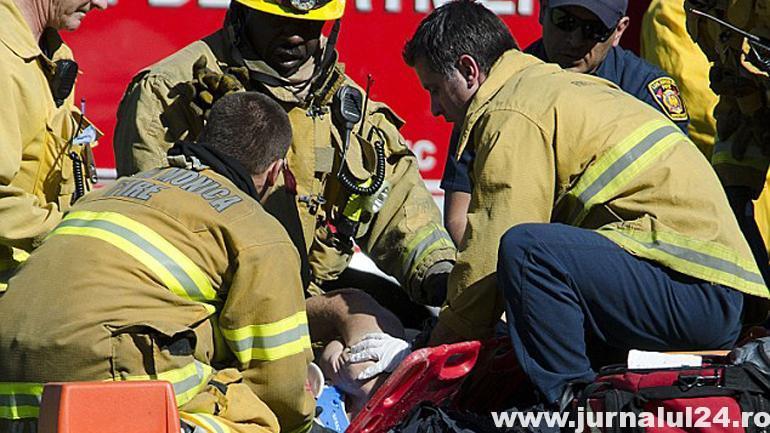 Harrison Ford paramedici