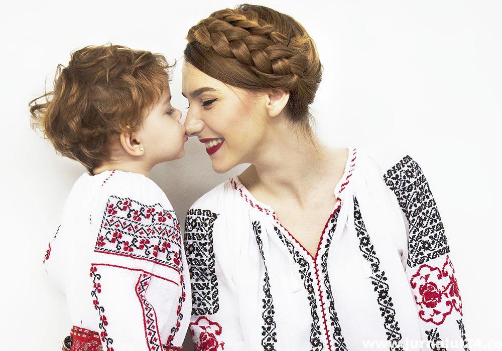 Ii pentru mama si fiica
