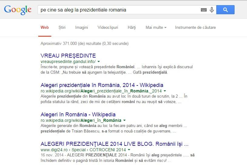 manipulare informatiilor google