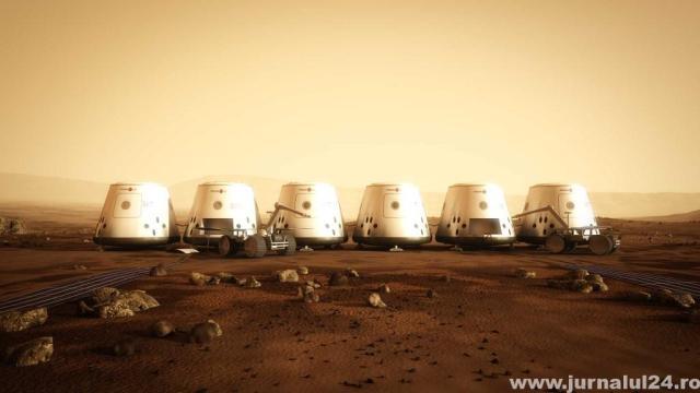 mars one colonie