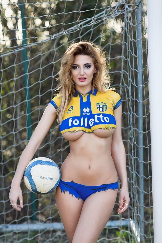 Rosy Maggiulli imagine sexi