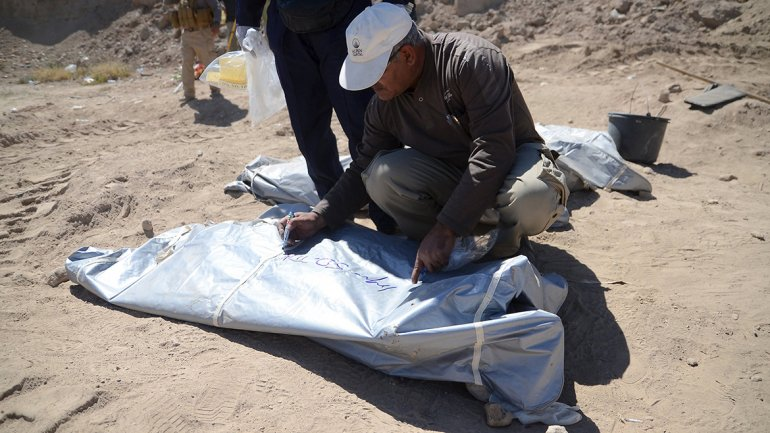 dezhumare irak
