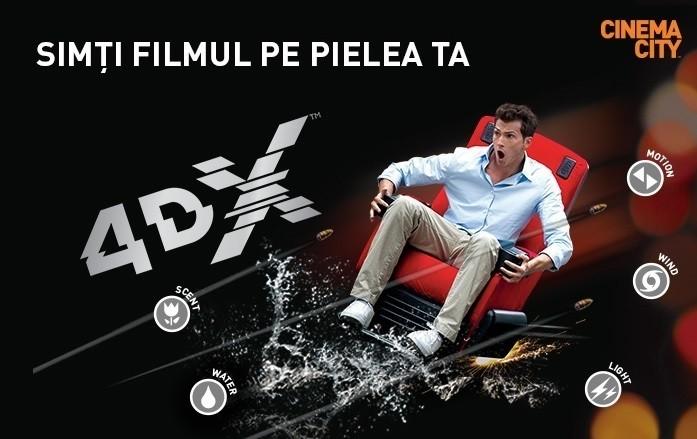 Cinema-4DX