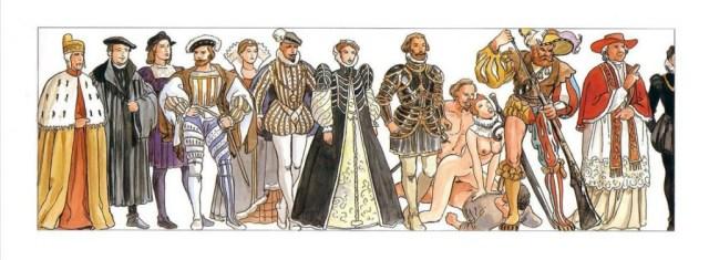 Sex război şi frumuseţea milo manaras istoria omenirii ilustratie