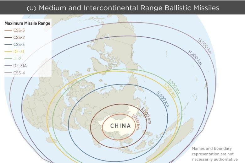 china putere nucleara