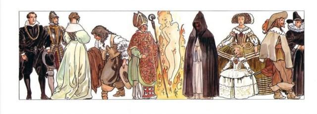 ilustrat sex război şi frumuseţea milo manara istoria omenirii