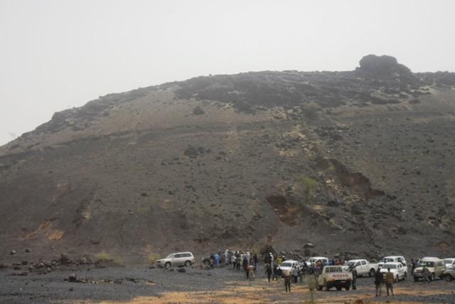 mina de mangan tambao