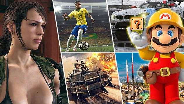 Top cele mai bune jocuri în luna septembrie 2015
