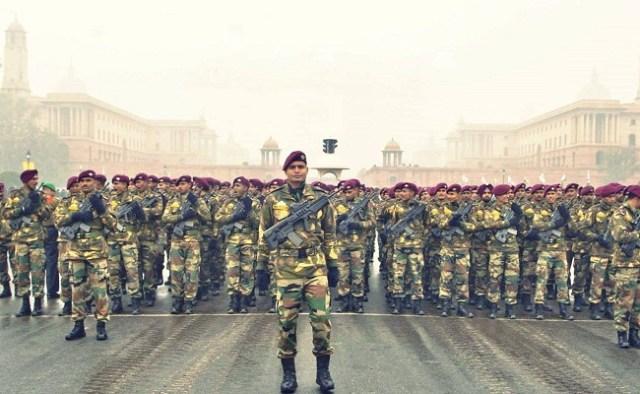 fortele armate indiene